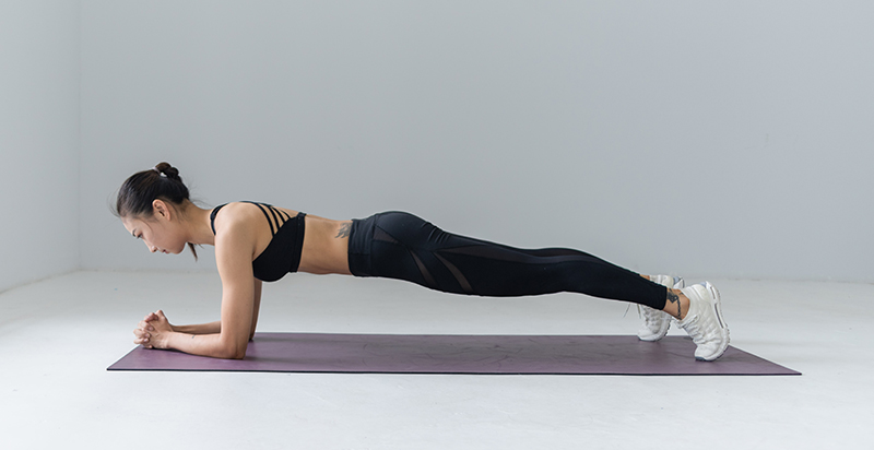 Strengthen Your Core with These Exercises